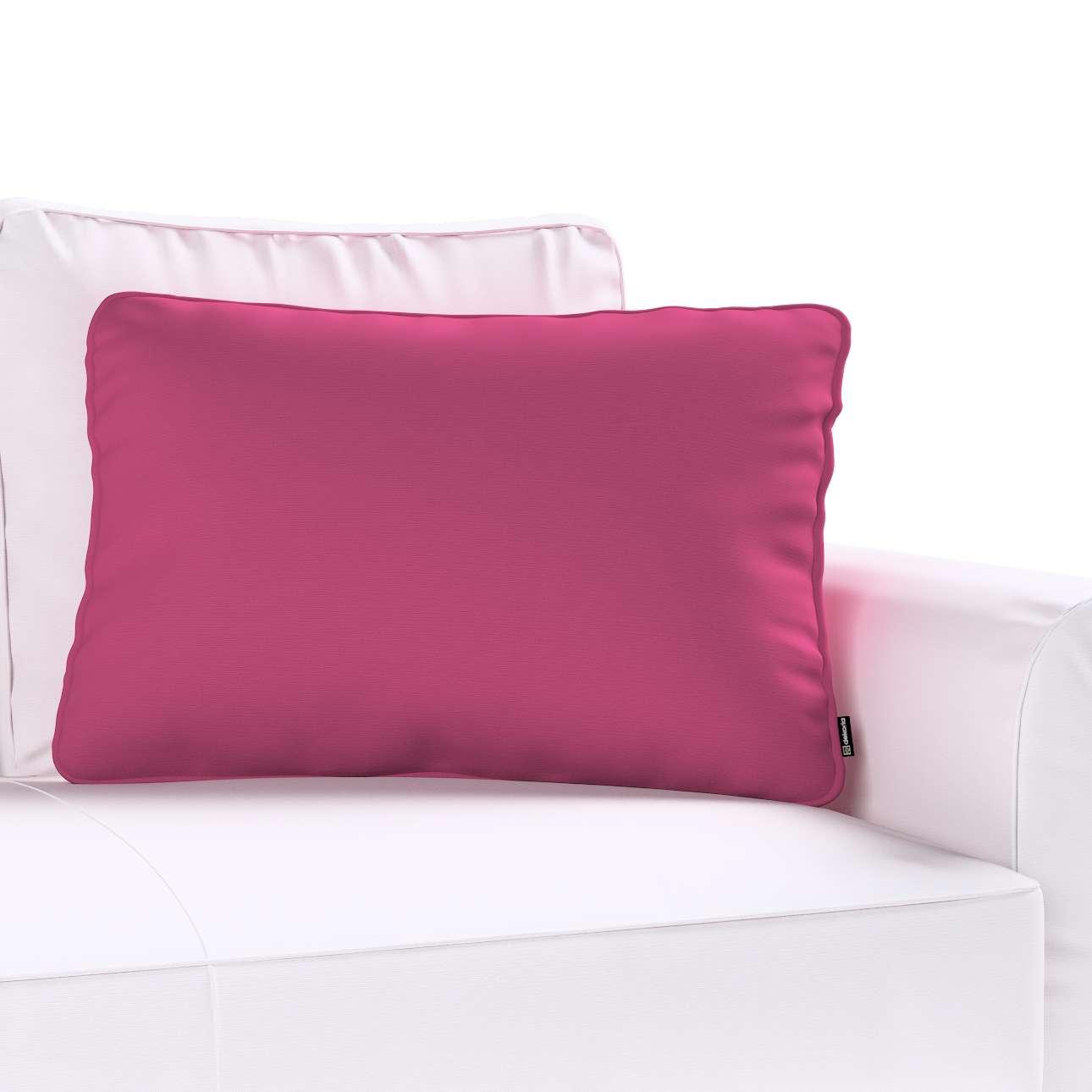 Poszewka Gabi na poduszkę prostokątna 60x40cm w kolekcji Cotton Panama, tkanina: 702-32