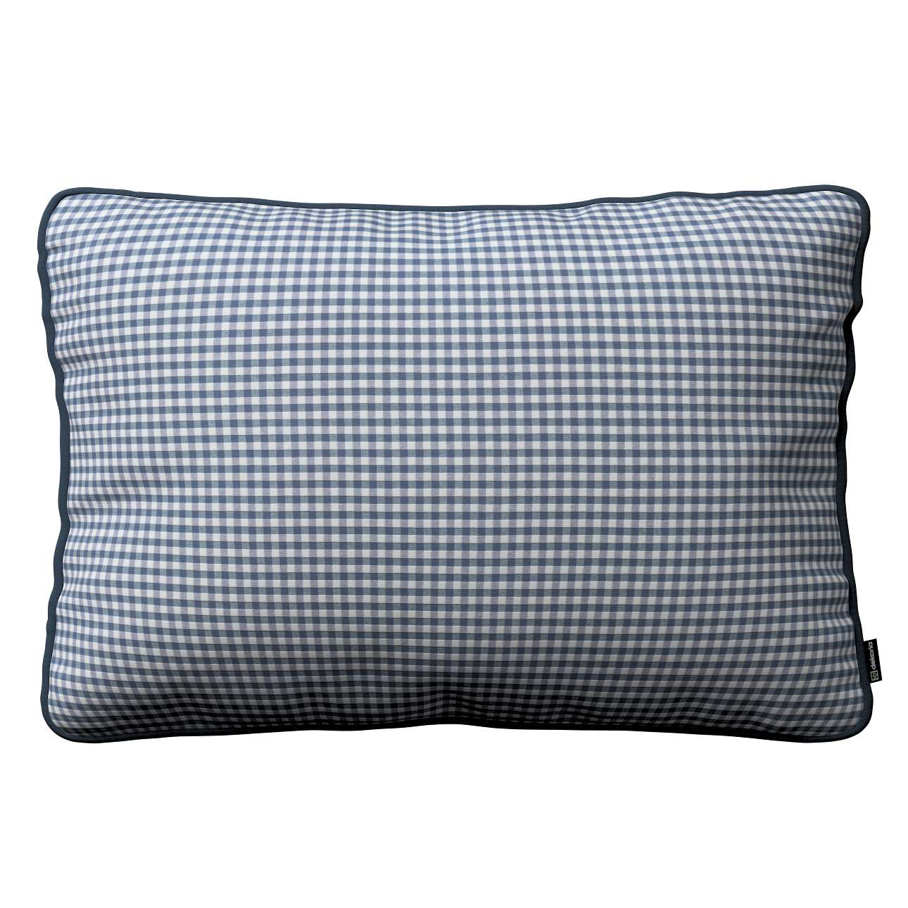 Poszewka Gabi na poduszkę prostokątna w kolekcji Quadro, tkanina: 136-00