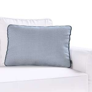 Poszewka Gabi na poduszkę prostokątna 60 x 40 cm w kolekcji Quadro, tkanina: 136-00