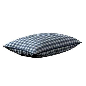 Poszewka Gabi na poduszkę prostokątna 60 x 40 cm w kolekcji Quadro, tkanina: 136-01