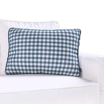 Poszewka Gabi na poduszkę prostokątna 60x40cm w kolekcji Quadro, tkanina: 136-01