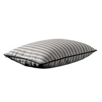 Poszewka Gabi na poduszkę prostokątna 60 x 40 cm w kolekcji Quadro, tkanina: 136-02