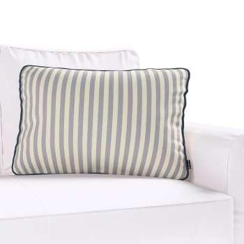 Poszewka Gabi na poduszkę prostokątna 60x40cm w kolekcji Quadro, tkanina: 136-02