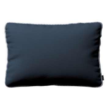 Poszewka Gabi na poduszkę prostokątna 60 x 40 cm w kolekcji Quadro, tkanina: 136-04
