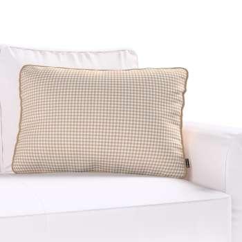 Poszewka Gabi na poduszkę prostokątna 60x40cm w kolekcji Quadro, tkanina: 136-05