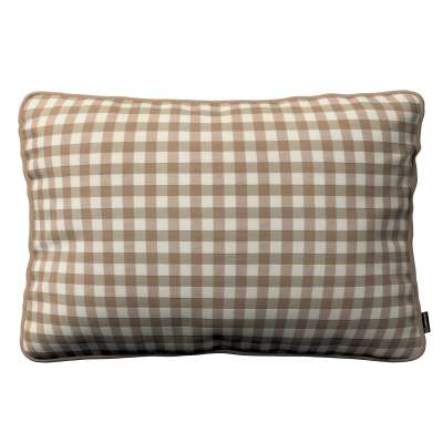 Poszewka Gabi na poduszkę prostokątna w kolekcji Quadro, tkanina: 136-06
