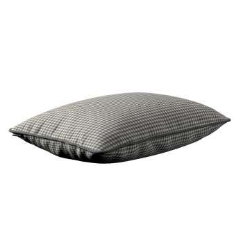 Poszewka Gabi na poduszkę prostokątna 60x40cm w kolekcji Quadro, tkanina: 136-10