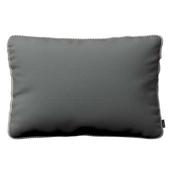 Poszewka Gabi na poduszkę prostokątna 60 x 40 cm w kolekcji Quadro, tkanina: 136-14