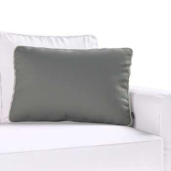 Poszewka Gabi na poduszkę prostokątna 60x40cm w kolekcji Quadro, tkanina: 136-14