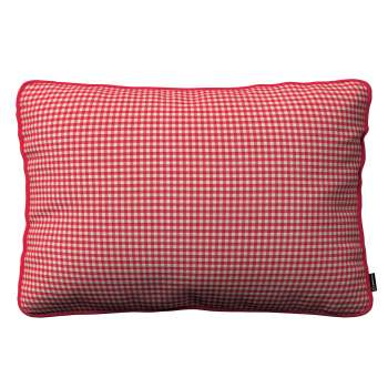 Poszewka Gabi na poduszkę prostokątna 60x40cm w kolekcji Quadro, tkanina: 136-15