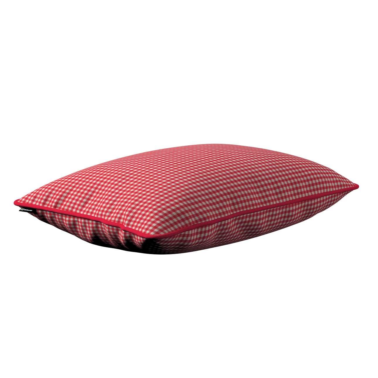 Poszewka Gabi na poduszkę prostokątna w kolekcji Quadro, tkanina: 136-15