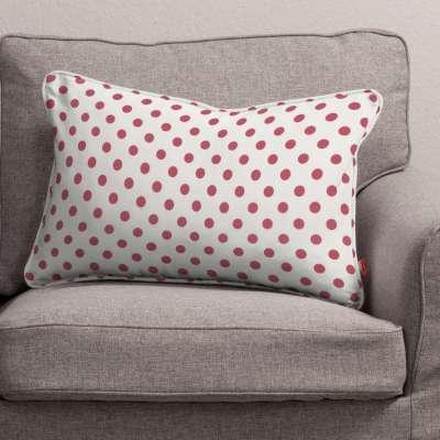 Párnahuzat Gabi 60x40cm 137-70 pink-fehér Méteráru Little World Lakástextil