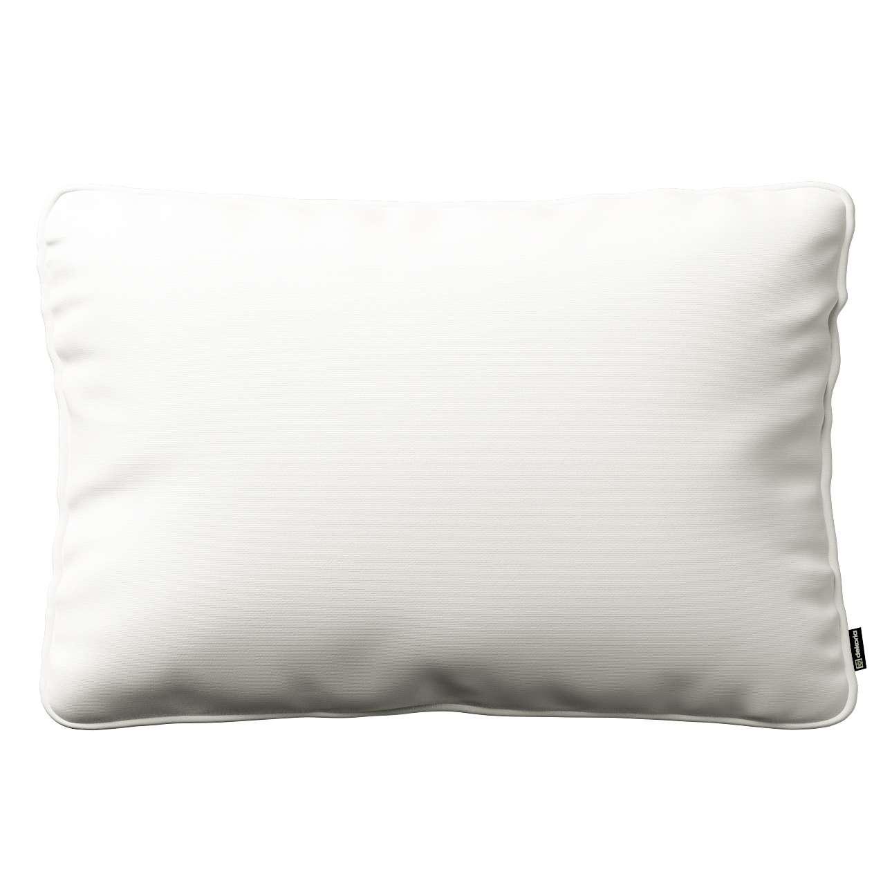 Poszewka Gabi na poduszkę prostokątna 60 x 40 cm w kolekcji Cotton Panama, tkanina: 702-34