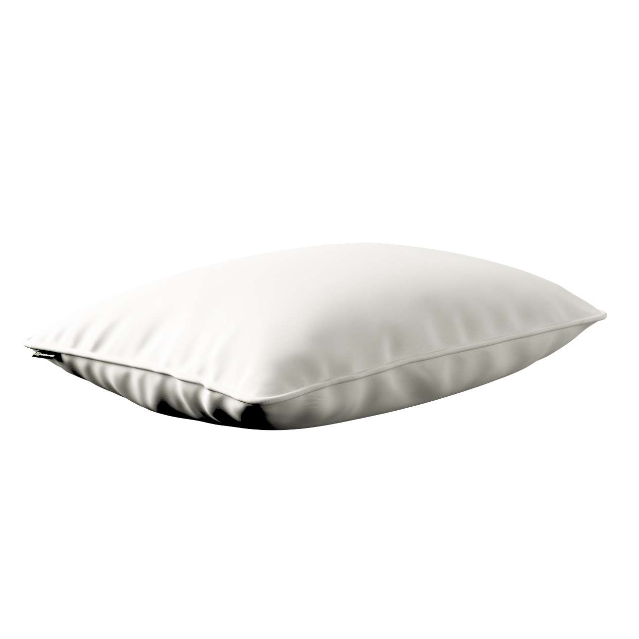Kissenhülle Gabi mit Paspel 60x40cm 60 x 40 cm von der Kollektion Cotton Panama, Stoff: 702-34