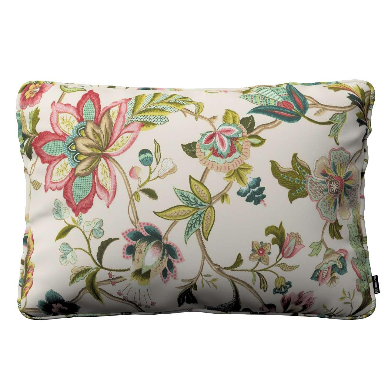 Poszewka Gabi na poduszkę prostokątna 60 x 40 cm w kolekcji Londres, tkanina: 122-00