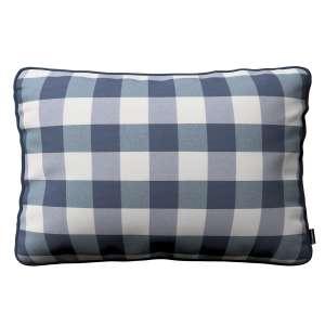 Poszewka Gabi na poduszkę prostokątna 60 x 40 cm w kolekcji Quadro, tkanina: 136-03