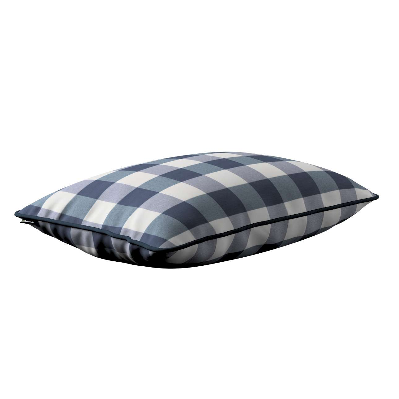Poszewka Gabi na poduszkę prostokątna w kolekcji Quadro, tkanina: 136-03