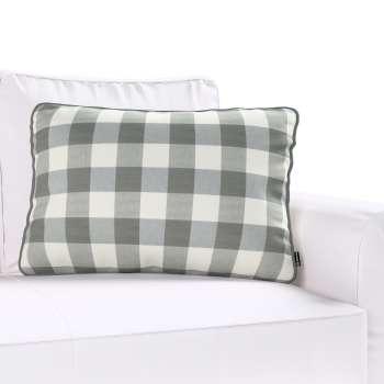 Poszewka Gabi na poduszkę prostokątna 60x40cm w kolekcji Quadro, tkanina: 136-13