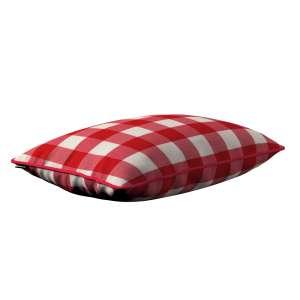 Poszewka Gabi na poduszkę prostokątna 60 x 40 cm w kolekcji Quadro, tkanina: 136-18