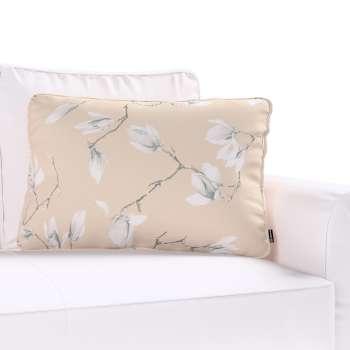 Gabi dekoratyvinės pagavėlės užvalkalas su specialia siūle 60x40cm kolekcijoje Flowers, audinys: 311-12