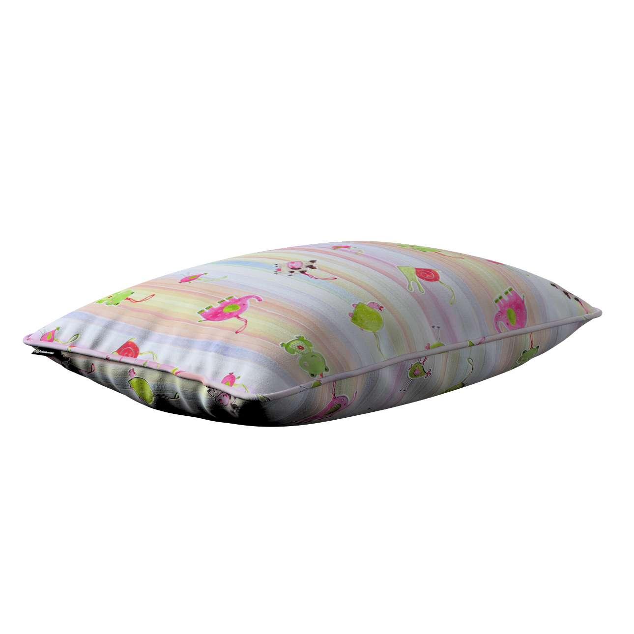 Poszewka Gabi na poduszkę prostokątna 60 x 40 cm w kolekcji Apanona, tkanina: 151-05