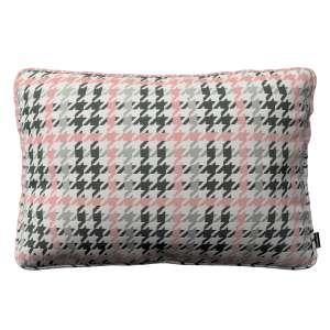 Poszewka Gabi na poduszkę prostokątna 60 x 40 cm w kolekcji Brooklyn, tkanina: 137-75