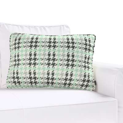 Poszewka Gabi na poduszkę prostokątna w kolekcji Brooklyn, tkanina: 137-77