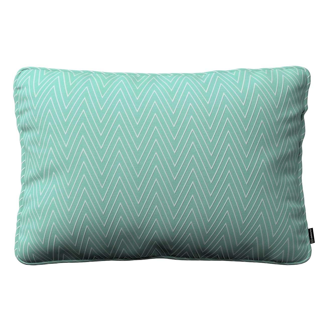 Poszewka Gabi na poduszkę prostokątna w kolekcji Brooklyn, tkanina: 137-90