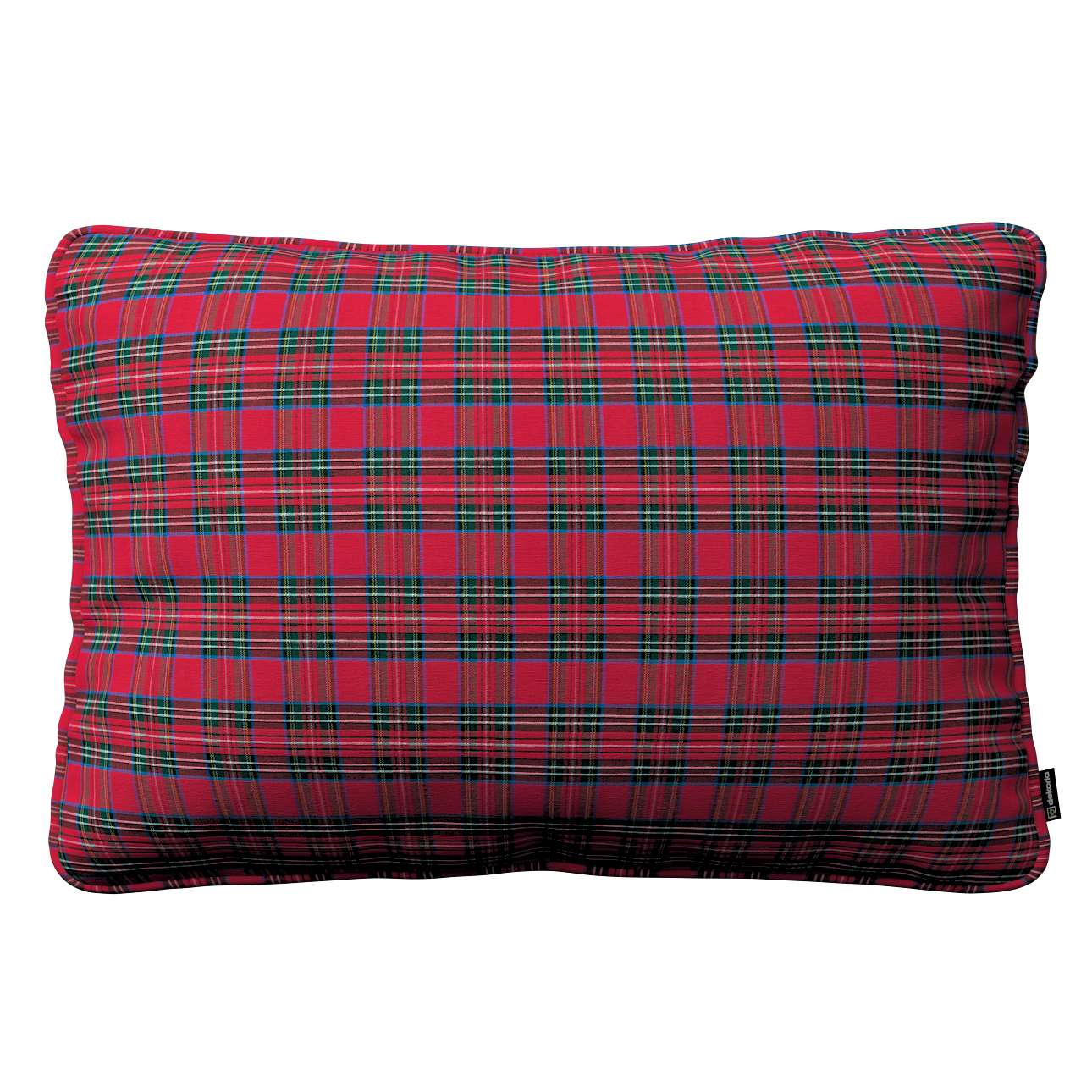Poszewka Gabi na poduszkę prostokątna 60 x 40 cm w kolekcji Bristol, tkanina: 126-29