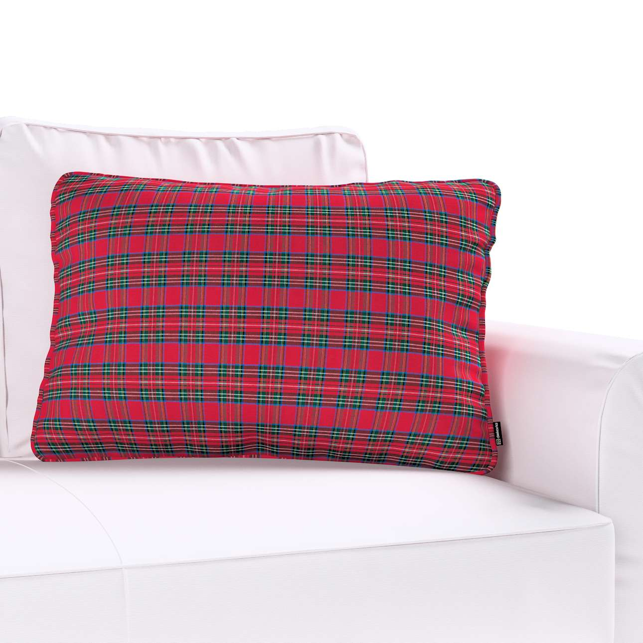Poszewka Gabi na poduszkę prostokątna w kolekcji Bristol, tkanina: 126-29