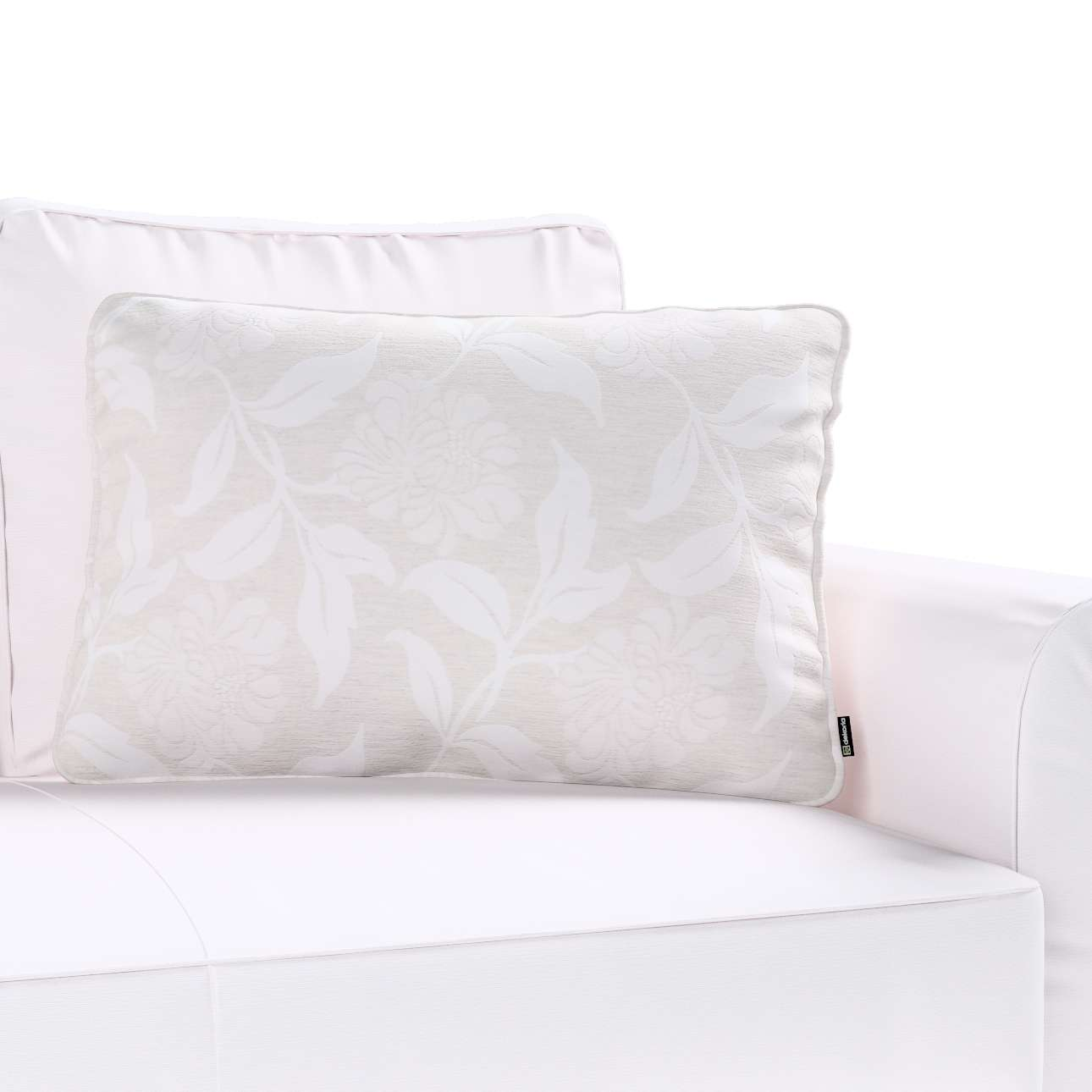 Poszewka Gabi na poduszkę prostokątna 60x40cm w kolekcji Venice, tkanina: 140-51