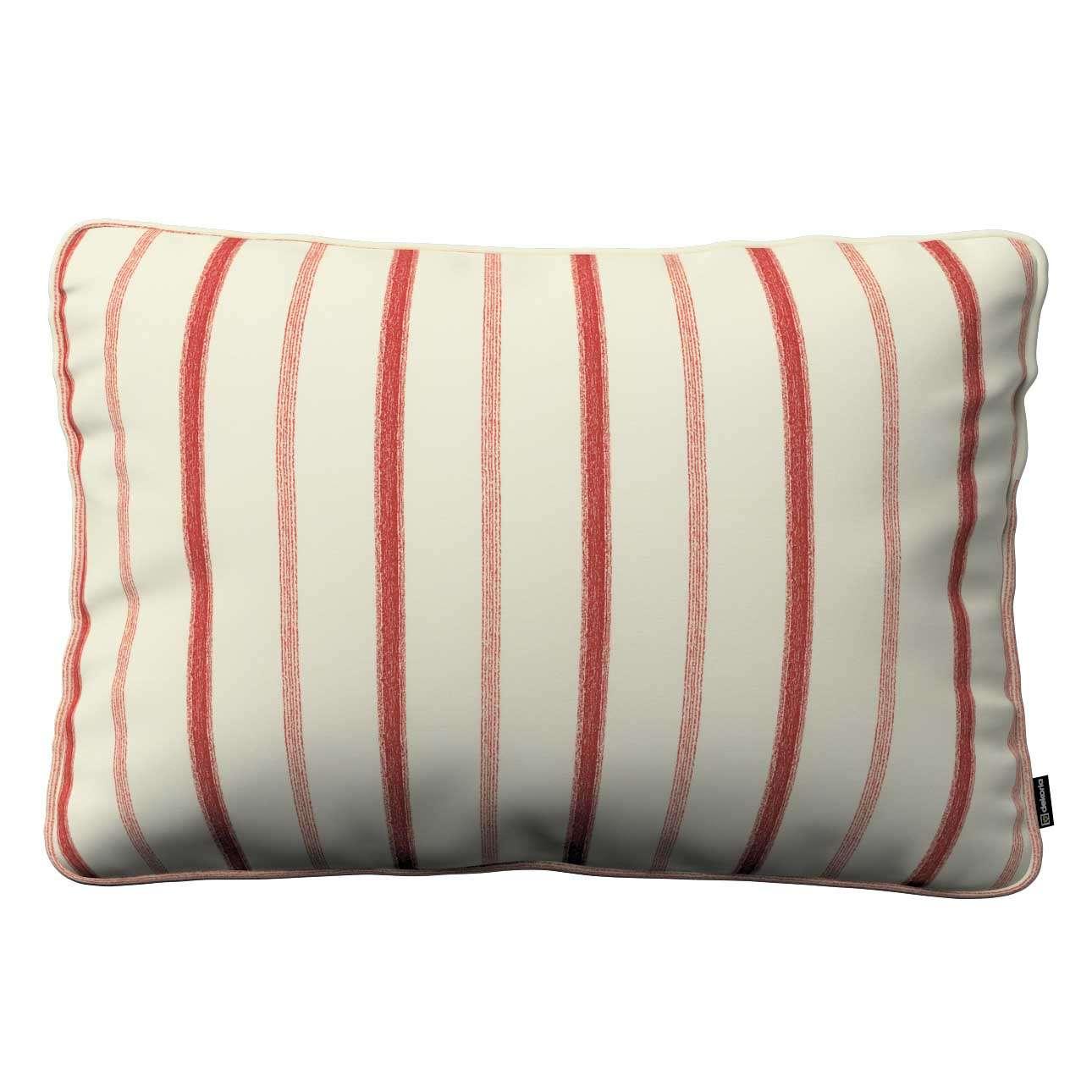 Poszewka Gabi na poduszkę prostokątna 60 x 40 cm w kolekcji Avinon, tkanina: 129-15
