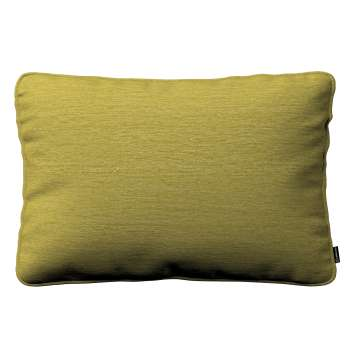 Gabi piped cushion cover 60x40cm in collection Chenille, fabric: 160-47