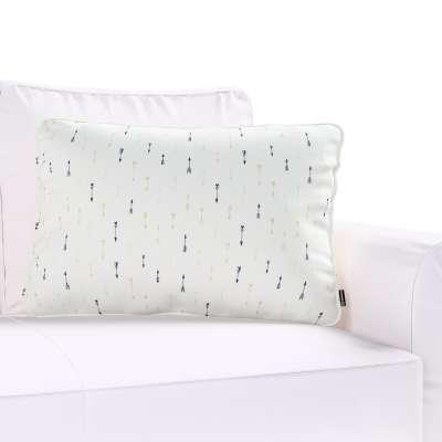 Poszewka Gabi na poduszkę prostokątna w kolekcji Adventure, tkanina: 141-82