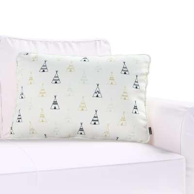 Poszewka Gabi na poduszkę prostokątna w kolekcji Adventure, tkanina: 141-84