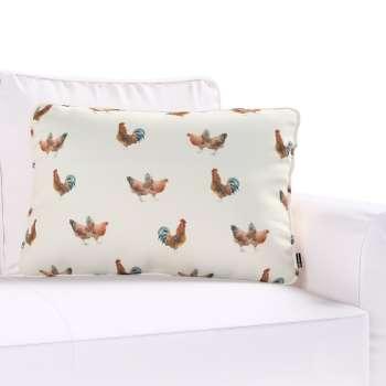 Poszewka Gabi na poduszkę prostokątna w kolekcji Flowers, tkanina: 141-80