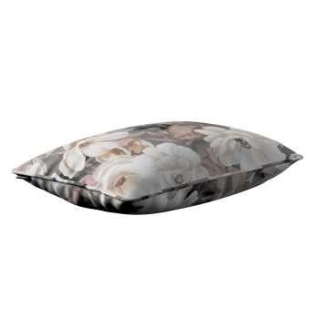 Gabi - potah na polštář šňůrka po obvodu obdélníkový v kolekci Gardenia, látka: 142-13