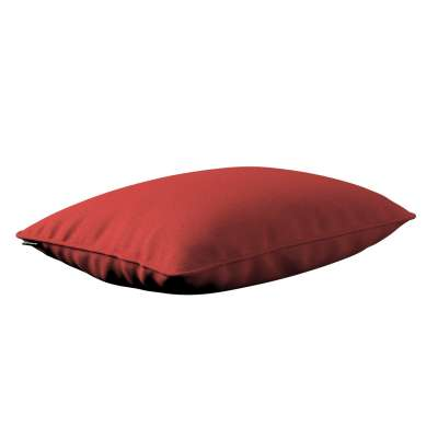 Gabi piped cushion cover 60x40cm 142-33 muted red Collection SALE