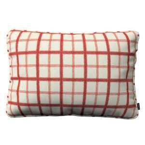 Poszewka Gabi na poduszkę prostokątna 60 x 40 cm w kolekcji Avinon, tkanina: 131-15
