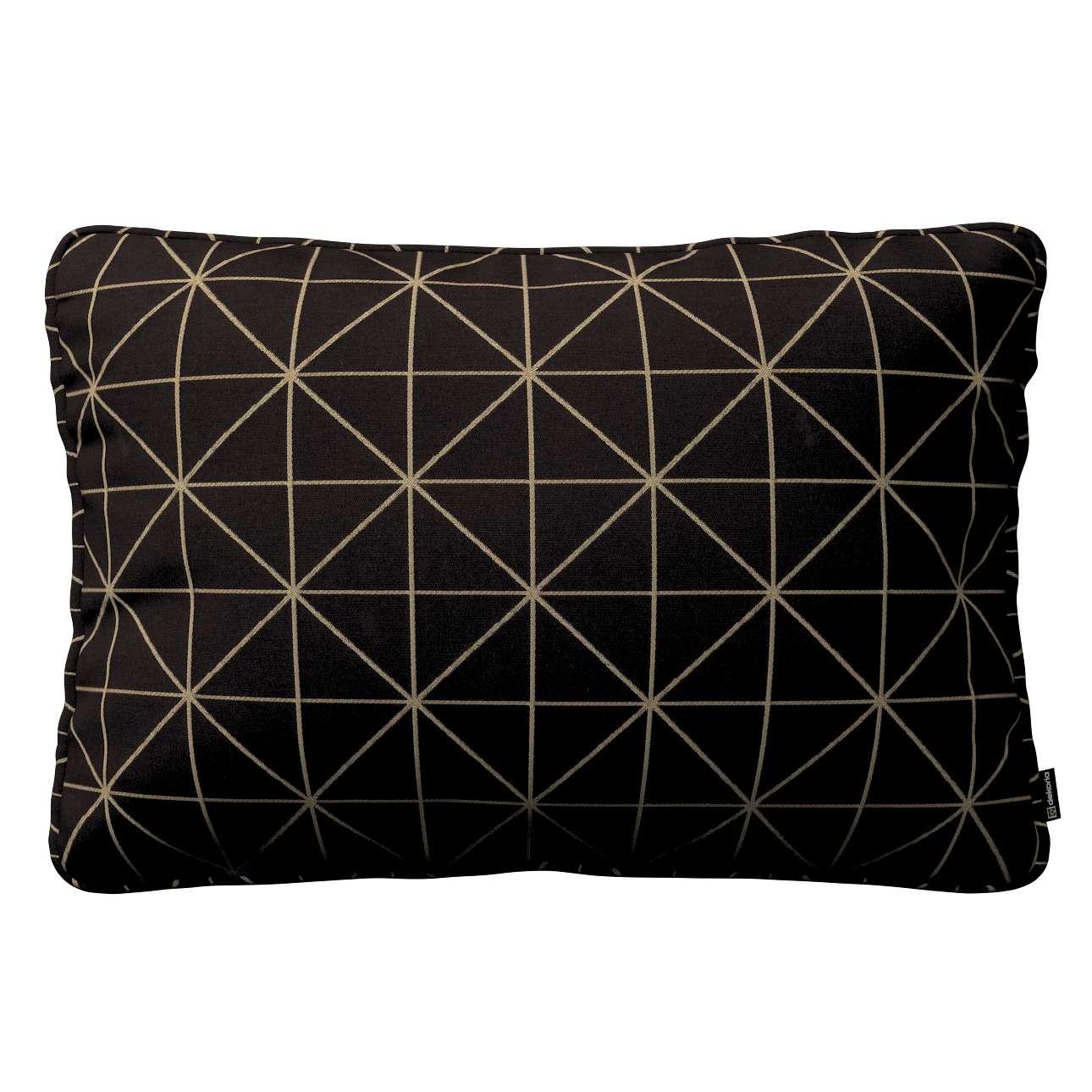 Poszewka Gabi na poduszkę prostokątna w kolekcji Black & White, tkanina: 142-55