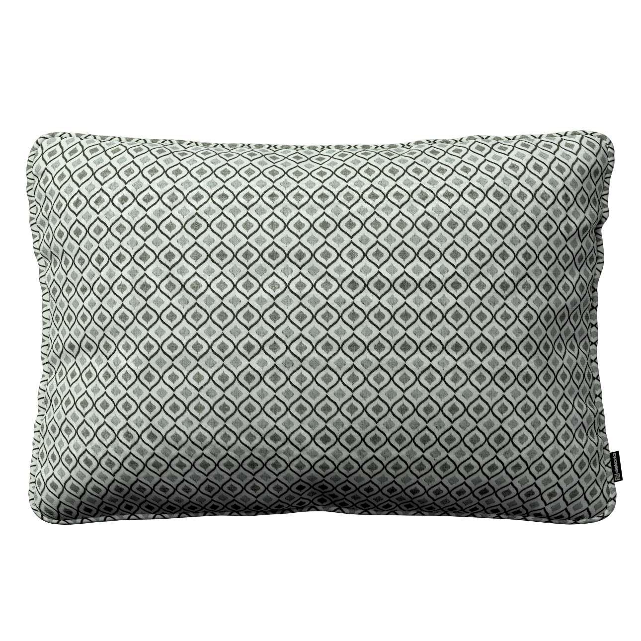 Poszewka Gabi na poduszkę prostokątna w kolekcji Black & White, tkanina: 142-76