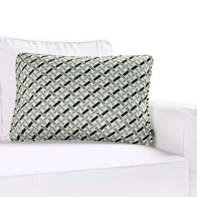 Poszewka Gabi na poduszkę prostokątna w kolekcji Black & White, tkanina: 142-78