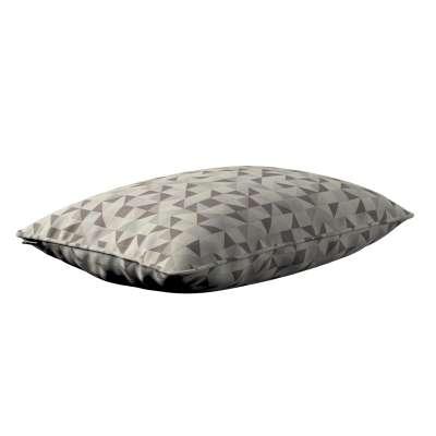 Poszewka Gabi na poduszkę prostokątna 142-85 srebrno-szare Kolekcja do -50%