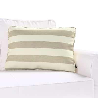 Poszewka Gabi na poduszkę prostokątna w kolekcji Quadro, tkanina: 142-73