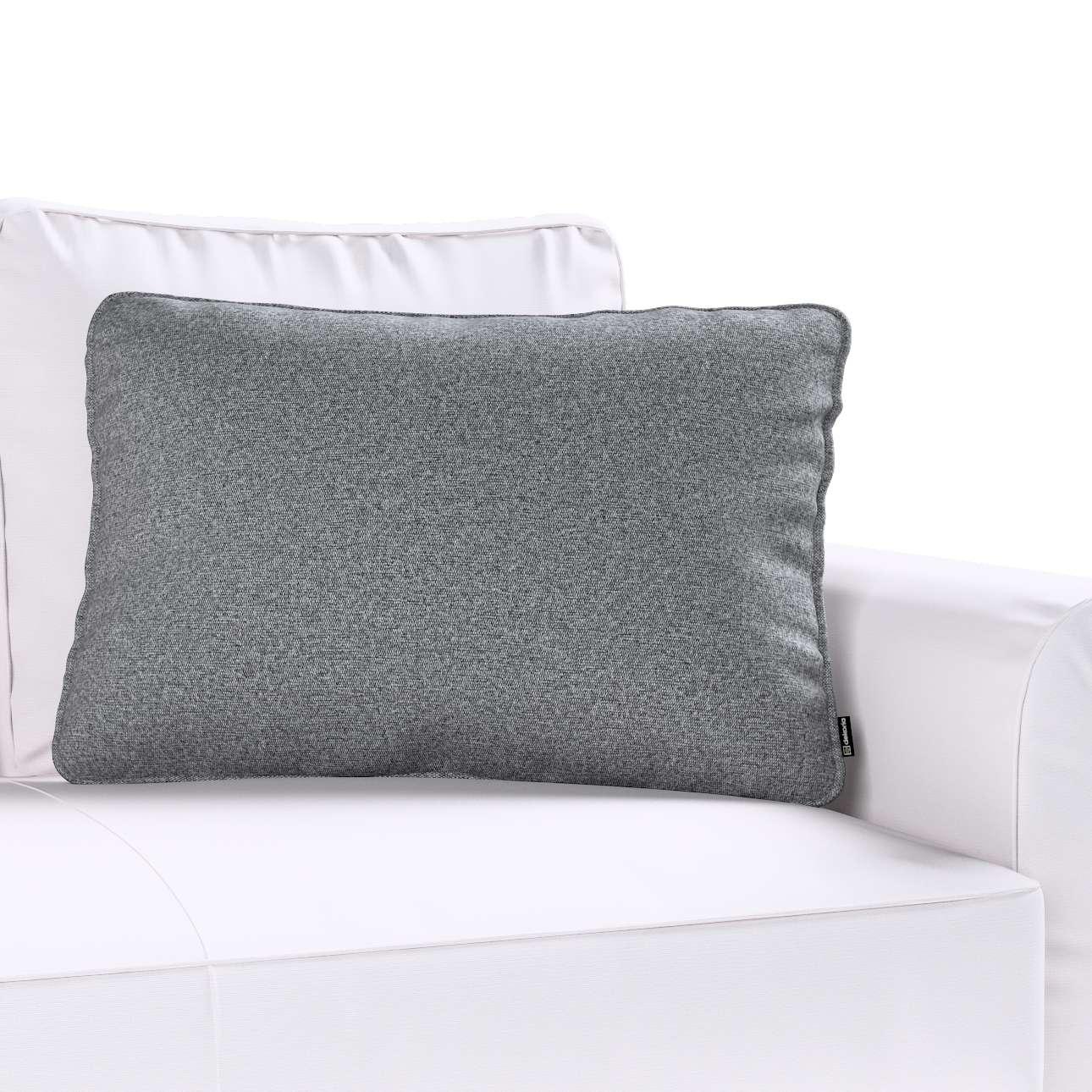 Poszewka Gabi na poduszkę prostokątna w kolekcji Amsterdam, tkanina: 704-47
