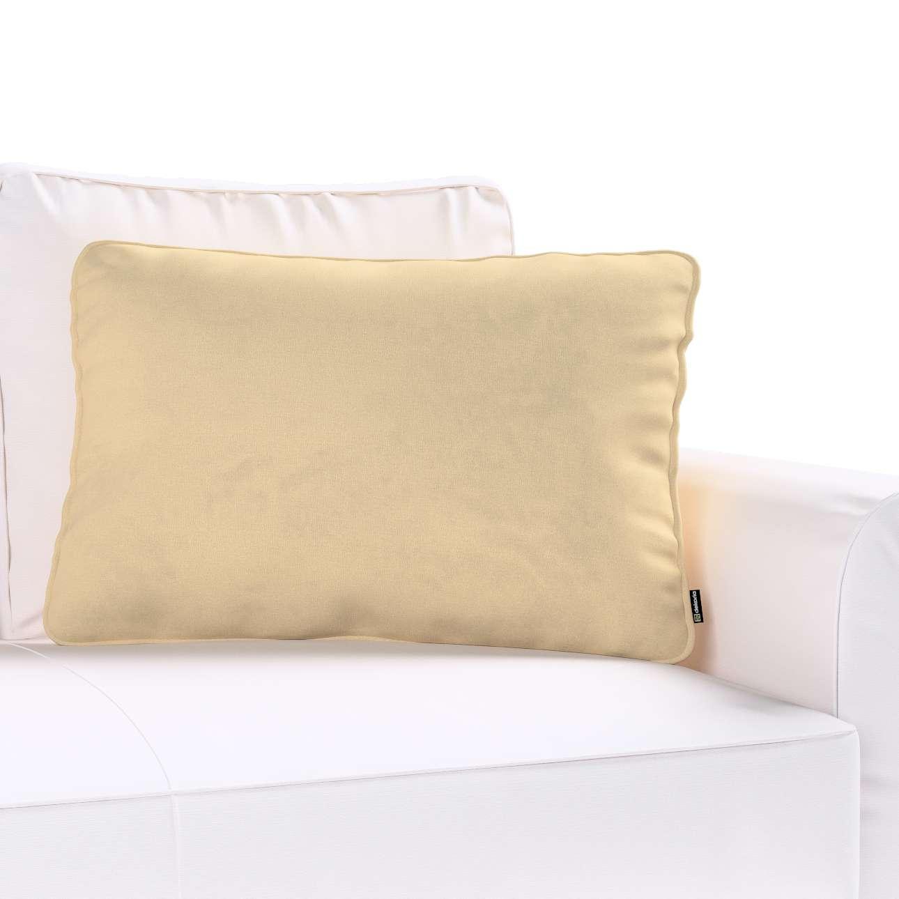 Poszewka Gabi na poduszkę prostokątna w kolekcji Living, tkanina: 160-82