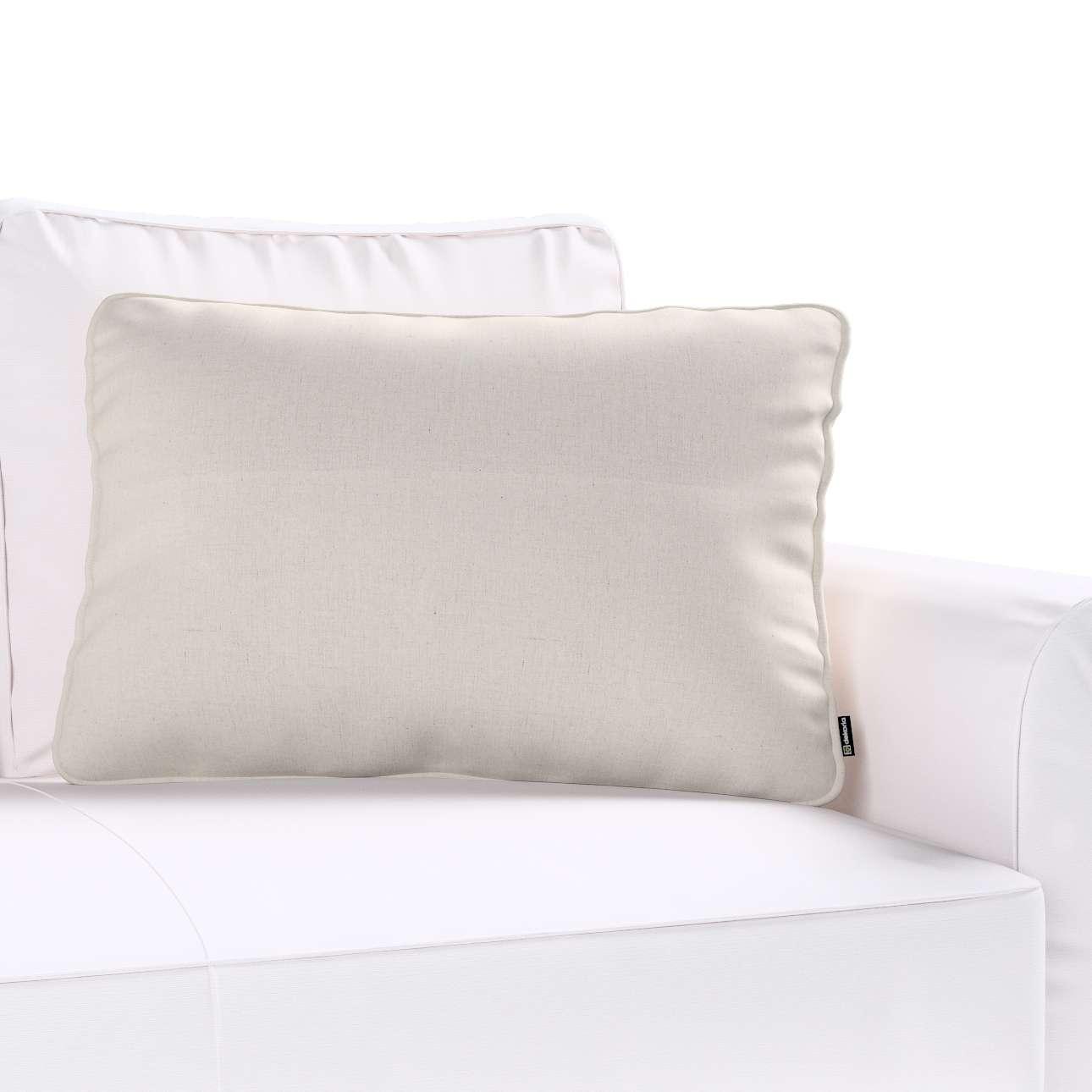 Poszewka Gabi na poduszkę prostokątna w kolekcji Linen, tkanina: 159-07