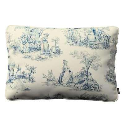 Poszewka Gabi na poduszkę prostokątna w kolekcji Avinon, tkanina: 132-66