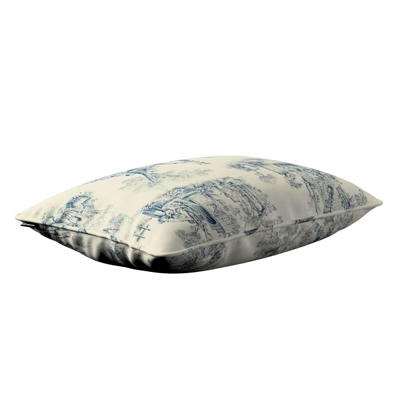 Poszewka Gabi na poduszkę prostokątna 60 x 40 cm w kolekcji Avinon, tkanina: 132-66