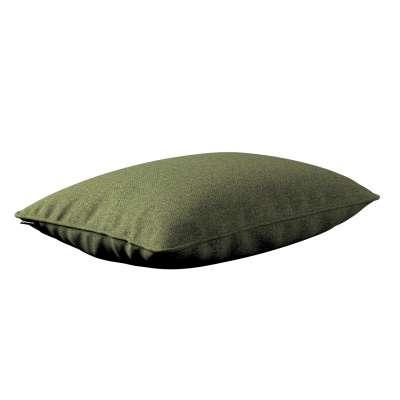 Poszewka Gabi na poduszkę prostokątna 161-22 zielony melanż Kolekcja Madrid